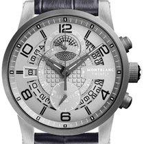 Montblanc 107338 Titanium Timewalker 43mm new