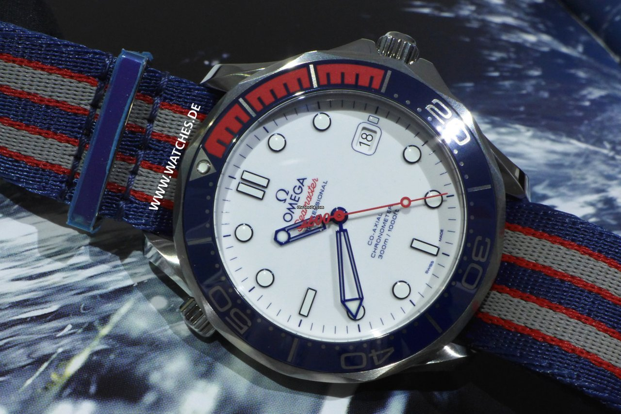 989e5d4070a Omega Seamaster - Todos os preços de relógios Omega Seamaster na Chrono24