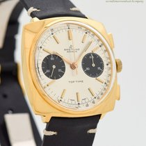 Breitling Top Time Gold/Steel 36mm No numerals United States of America, California, Beverly Hills