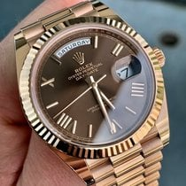 Rolex Rose gold 40mm Automatic 228235 pre-owned United States of America, Texas, Houston