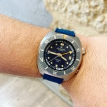 Aquastar Steel 43mm Automatic pre-owned