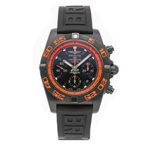 Breitling Chronomat 44 Raven Steel 44mm Black No numerals United States of America, Pennsylvania, Bala Cynwyd