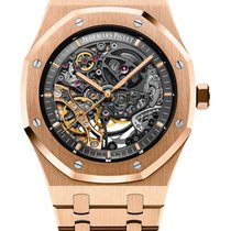 Audemars Piguet Royal Oak Double Balance Wheel Openworked REF. #15407OR.OO.1220OR.01 2019 new