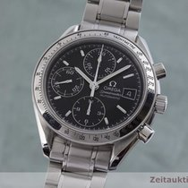 Omega Speedmaster Date Steel 39mm Black