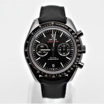 Omega Speedmaster Professional Moonwatch Керамика 44.25mm Чёрный Без цифр