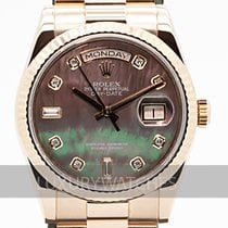 Rolex Day-Date 36 118235 2015 pre-owned