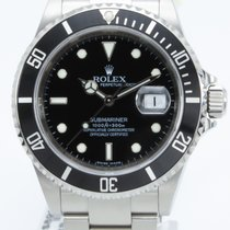 Rolex Submariner Date Steel 40mm Black No numerals United States of America, Georgia, ATLANTA
