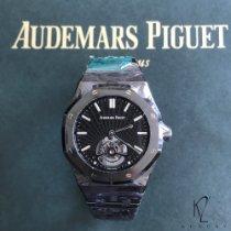 Audemars Piguet Royal Oak Tourbillon Керамика 41mm Чёрный