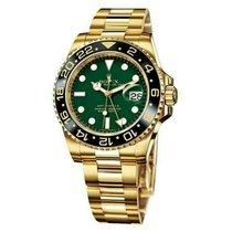 Rolex GMT-Master II Green