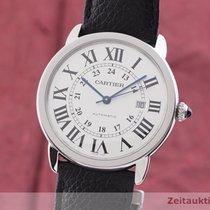 Cartier Ronde Solo de Cartier Stahl 42mm Silber Deutschland, Chemnitz