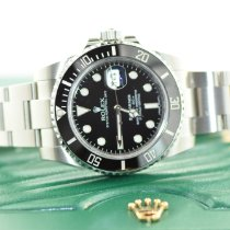 Rolex Submariner Date Steel 40mm Black No numerals United States of America, Georgia, Snellville