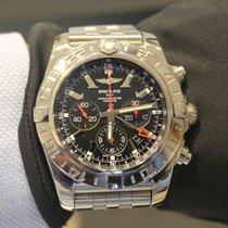 Breitling Chronomat GMT AB041210/BB48 Очень хорошее Сталь 47mm Автоподзавод