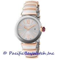 Bulgari Lucea new Automatic Watch with original box and original papers LU33C6SSPGD 102197