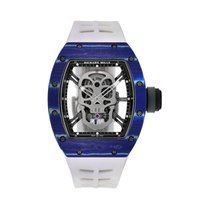 Richard Mille Titanium Manual winding RM52-01 pre-owned