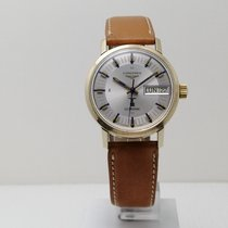 Longines Ultronic Steel 35mm Silver No numerals