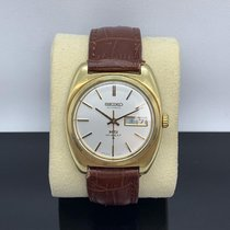 Seiko Gold/Steel 37mm Automatic 5626 pre-owned Indonesia, BOGOR