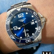 Longines HydroConquest L3.781.4.96.6 2020 nov
