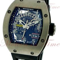 Richard Mille RM 029 pre-owned 48mm Transparent Date Rubber