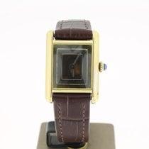 Cartier Must Paris Plated Tripple color Dial 20mm