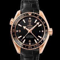 Omega 232.63.44.22.01.001 Rose gold 2020 Seamaster Planet Ocean 43.5mm new