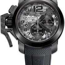 Graham Automatic Chronofighter Navy Seal Limited Edition Mens...