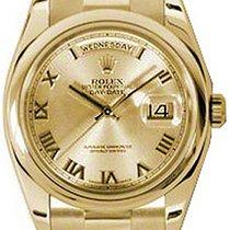 勞力士 (Rolex) Day Date, Ref. 118208 - champange römisch ZB/...