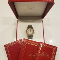 Cartier Montre Santos Ronde Quartz