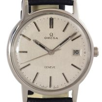 Omega Vintage De Ville Geneve Men's Steel Watch, Year 1974,...