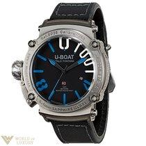 U-Boat Classico 47 1001 SS BLU Titanium Men's Watch