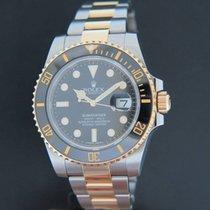 Rolex Submariner Date Gold/Steel 116613