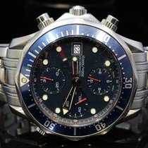 Omega 2010 Seamaster Diver 300m, Box & Papers
