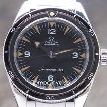 Omega Seamaster 300 Steel 39mm Black