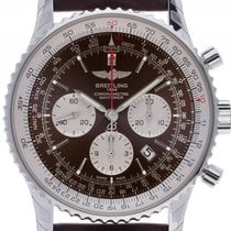 Breitling Navitimer Rattrapante Stahl Automatik Chronograph...