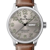 Ernst Benz Steel 44mm Automatic GC40215 new United States of America, Texas, FRISCO