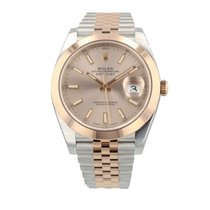 Rolex Datejust (Submodel) new 41mm Gold/Steel