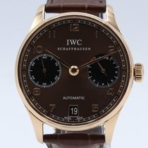 IWC Portuguese Automatic Pink Gold IW500124