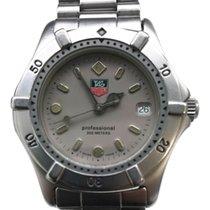 TAG Heuer 2000 Steel 34mm Grey No numerals Australia, Chadstone Victoria