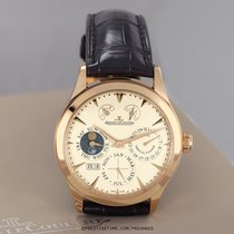 Jaeger-LeCoultre Master Eight Days Perpetual Rose gold 40mm Champagne United States of America, New York, Airmont