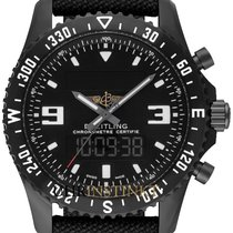 Breitling Chronospace Military new 46,00mm Steel