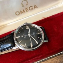 Omega Seamaster De Ville Don Draper black dial mens watch + Box