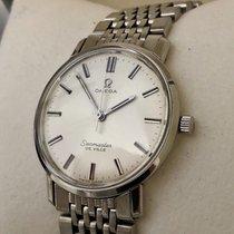 Omega Seamaster De Ville men's vintage wristwatch + Box