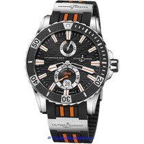 Ulysse Nardin Diver Chronometer Steel 44mm Black United States of America, California, Newport Beach