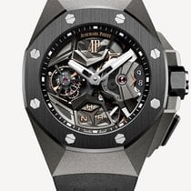 Audemars Piguet Royal Oak Concept Titanium 44mm Transparent United States of America, New York, New York