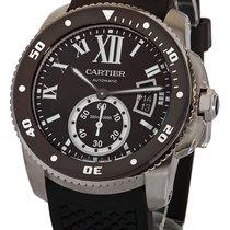 Cartier Calibre de Cartier Diver καινούριο 42mm Ατσάλι