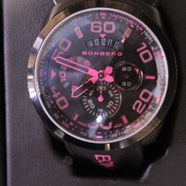 Bomberg Steel 45mm Quartz BS45CHPBA.31.3 new United States of America, Texas, Houston