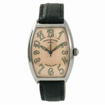 Franck Muller Steel 34mm Automatic 5850 CASA pre-owned