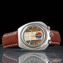 Carl F. Bucherer Serviced Vintage  Bull Head Chronograph...