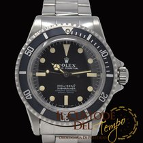 Rolex Submariner (No Date) 5512 Meters First 1970