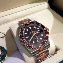 Rolex 126711CHNR Gold/Stahl GMT-Master II 40mm