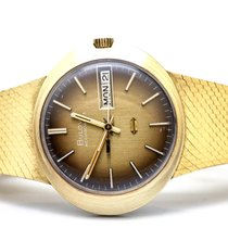 Bulova Yellow gold 38mm Quartz Armadillo pre-owned Malaysia, Subang Jaya